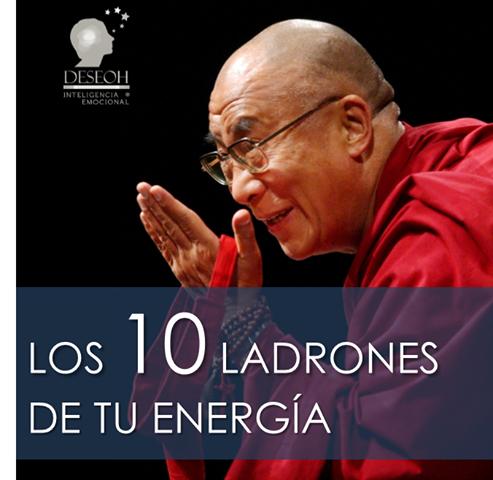 10 LADRONES DE TU ENERGÍA 1-